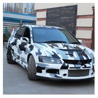 Оклейка авто пленкой в Казани